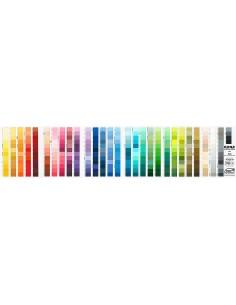 Karta kolorów próbnik Kona...