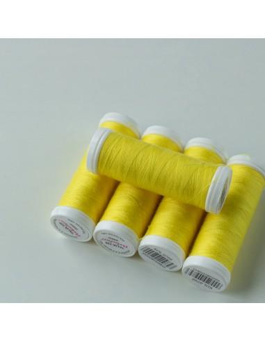 Nici do szycia żółty cytrynowy 0702 Talia 200m
