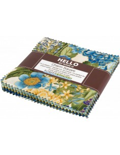 Charm pack Avery Hill Blue...