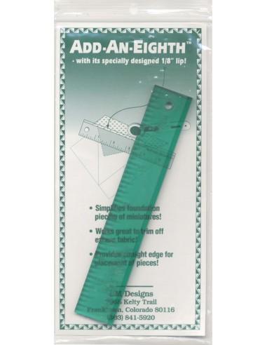 Linijka do paper piecing Add An-Eight 15 cm