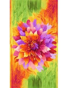 Brite Large Flower cotton...
