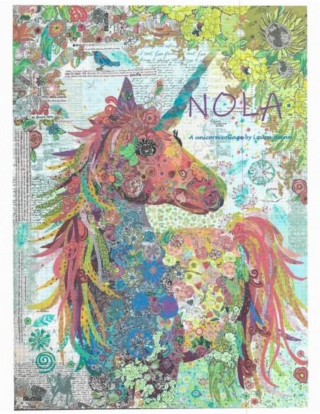 Wykrój Nola A Unicorn