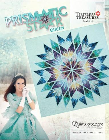 Wykrój Prismatic Star Queen