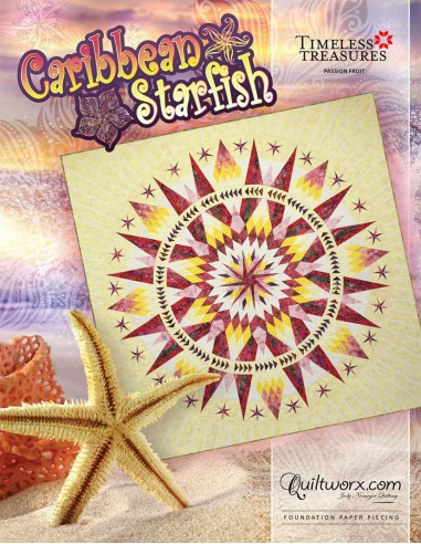 Wykrój Caribbean Starfish