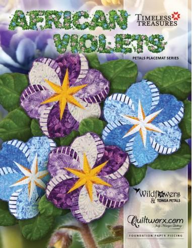 Wykrój African Violets
