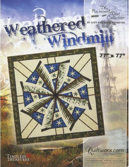 Wykrój Weathered Windmill