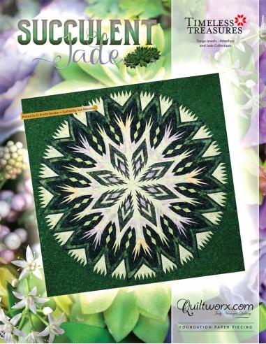 Wykrój Succulent Jade