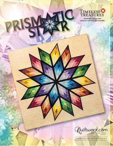 Wykrój Prismatic Star