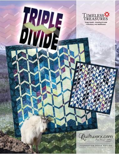 Wykrój Triple Divide
