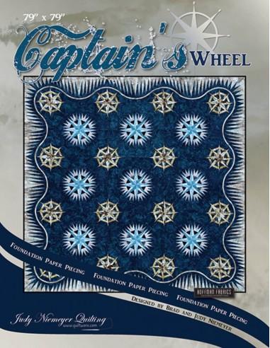 Wykrój Captain's Wheel
