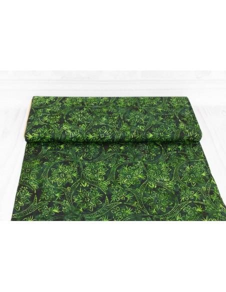 Tkanina bawełniana Forest Batik