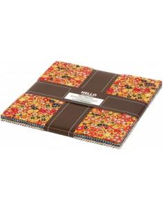 Layer cake Gustav Klimt