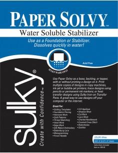 Paper Solvy papier...