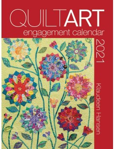 Kalendarz 2021 Quilt Art Engagement