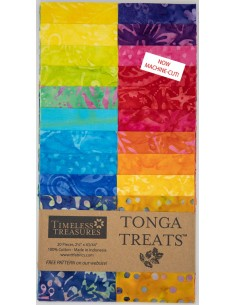 Jelly roll Tonga Batik Play 20 pcs