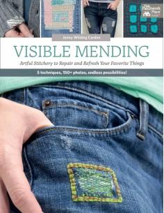 """Książka """"Visible Mending"""""""