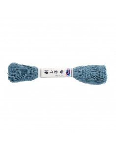 Olympus Sashiko Thread 22yd Sky Blue