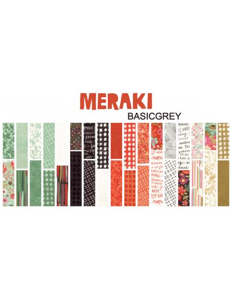 Mini charm pack Meraki
