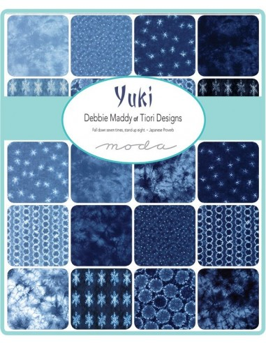 Mini charm pack Yuki