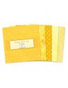tkaniny żółte