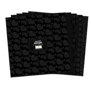 tkaniny czarne