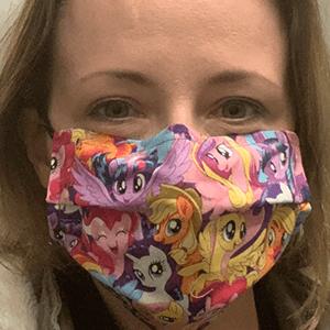 Anti-covid face masks