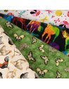 Animals and bugs prints